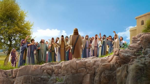 主耶穌在拿撒勒傳道被棄絕
