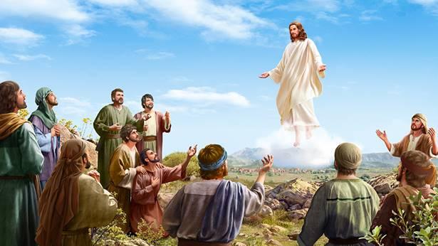 主耶穌升天